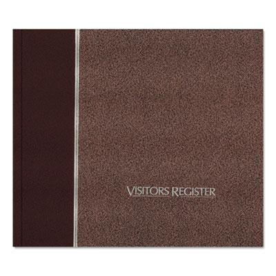 National Hardcover Visitor Register Book by
