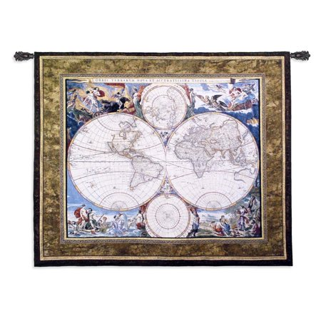 World map wall tapestry walmart world map wall tapestry gumiabroncs Gallery