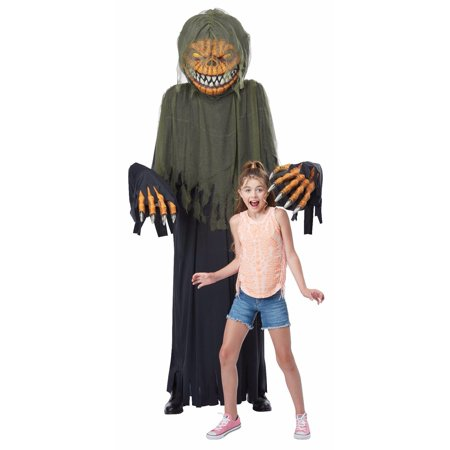 Towering Terror Pumpkin Halloween Costume Yard Decoration One Size Fits - Filme De Terror Halloween