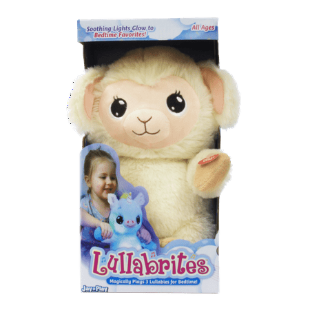 Lullabrites™ Plush Animals - Lamb