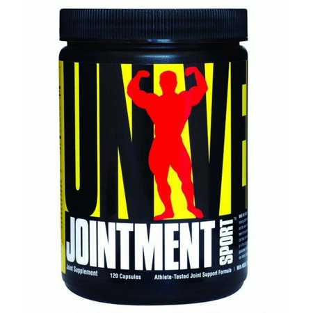 Universal Nutrition Jointment Sport, 120 Ct
