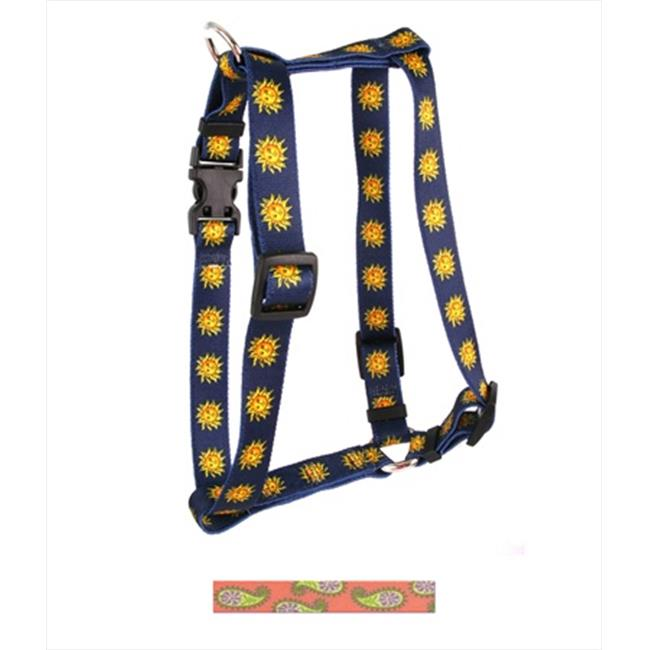 Yellow Dog Design Paisley Roman Harness