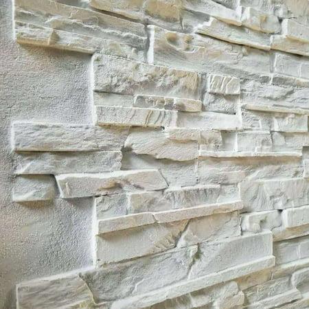 Brick Wall Panels Frp Faux Stone Decorative Tiles