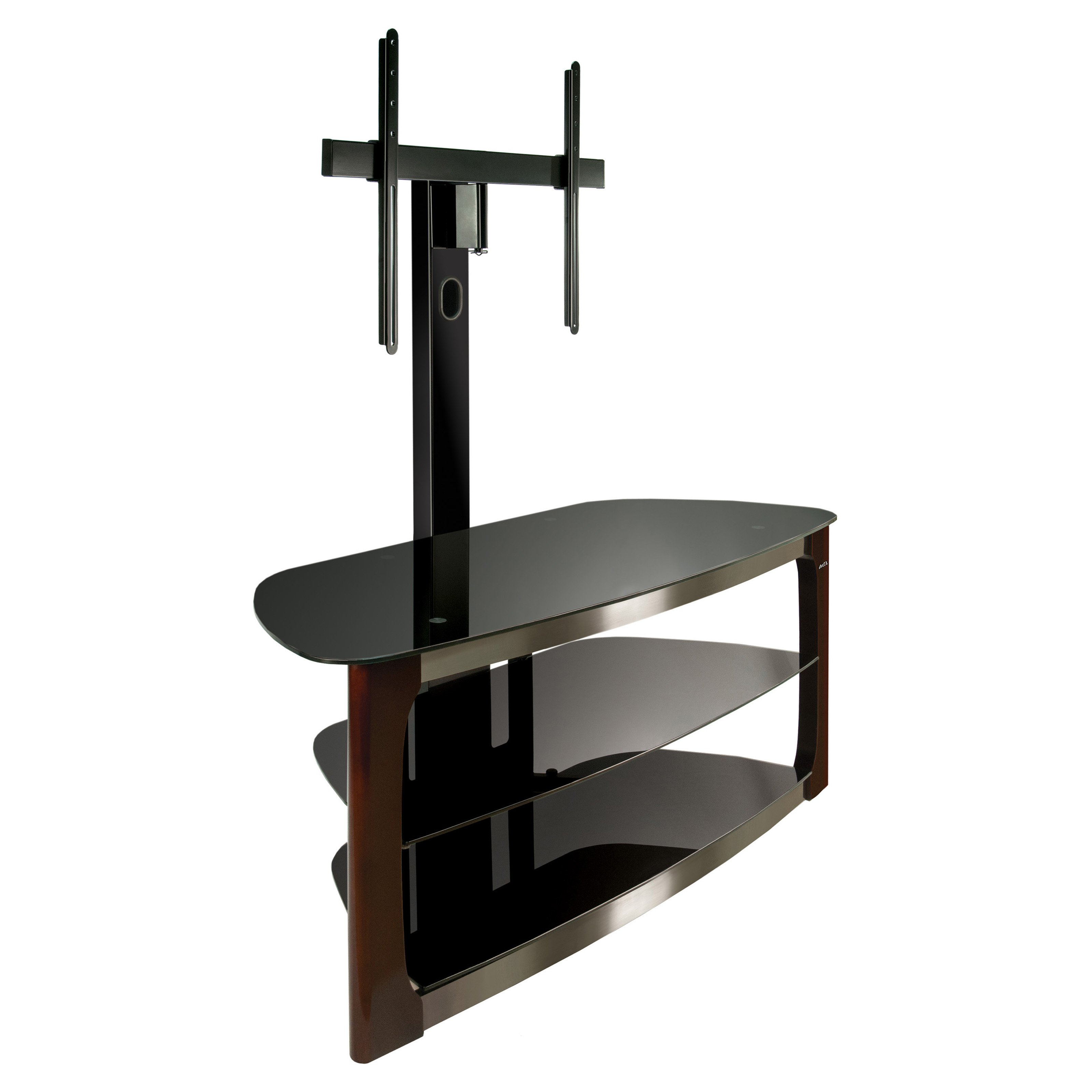 Bello Triple Play Flat Panel 3 In 1 Tv Stand For Tvs Up To 52