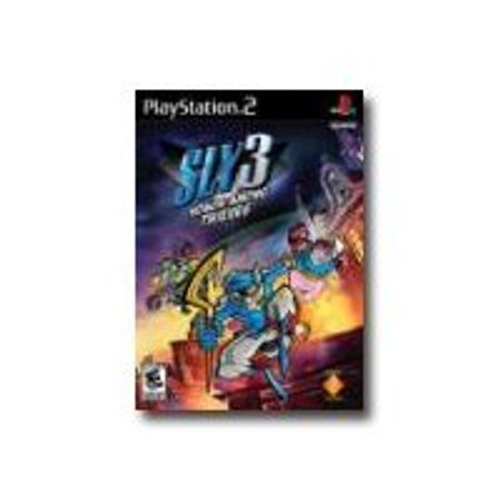 Sly 3: Honor Among Thieves - PlayStation 2 ()