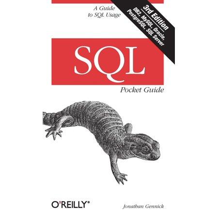 SQL Pocket Guide : A Guide to SQL Usage