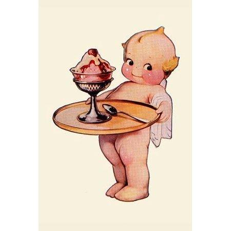 Cupie Doll Ice Cream Poster Print By Unknown 24 X 36 Walmart Com Walmart Com