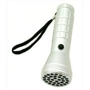 HF703F-32L 32 LED Bulb All Metal Flashlight