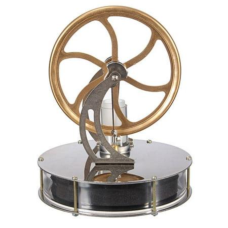 VADIV Stirling Engine Model Education Toys Low Temperature Motor Cool No Steam Heat - image 3 de 5