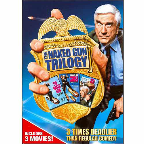 The Naked Gun Trilogy: The Naked Gun / The Naked Gun 2 1/2: The Smell Of Fear / The Naked Gun 33 1/3: The Final Insult (Widescreen)