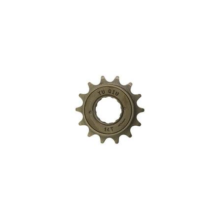 Fenix Bike Bicycle Freewheel 14T Single Speed Screw Thread