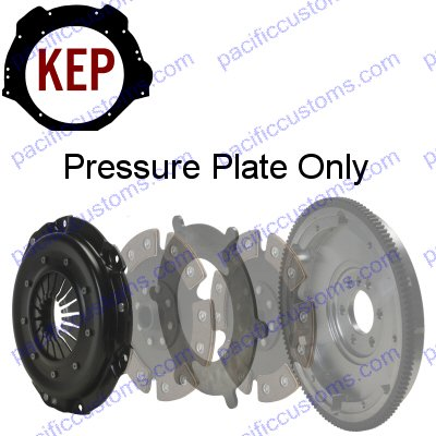 Kennedy Stage 4 Pressure Plate 228mm 9 Inch Diameter For Double Disc Clutch Assemblies