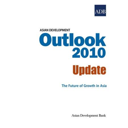 Asian Development Outlook 2010 Update - eBook (Outlook 2010 Not Connecting To Exchange Server)