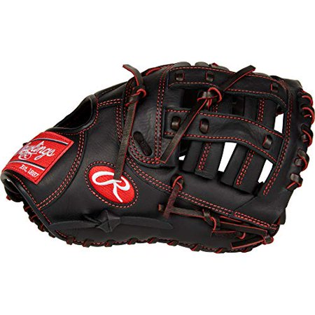 """Rawlings 12"""" R9 Series Youth, Pro Taper Baseball Glove, Right Hand Throw"""