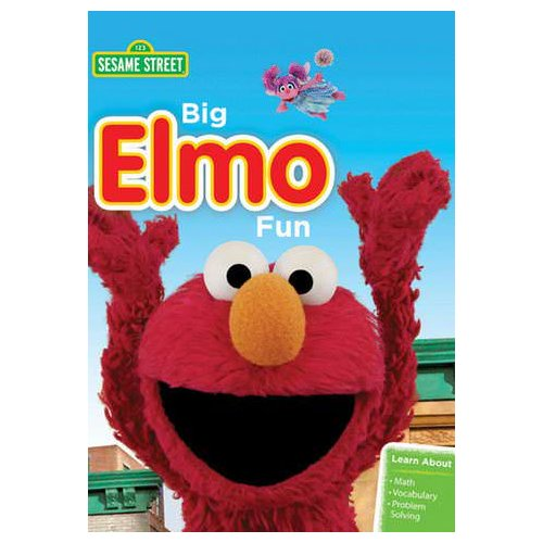 Sesame Street: Big Elmo Fun (2012)