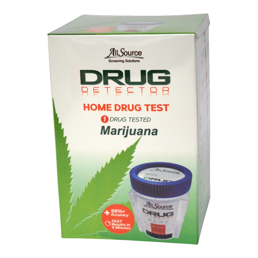 AllSource Drug Detector Home Marijuana Drug Test