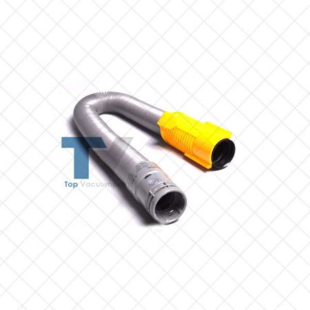 Dyson DC07 Bagless Upright Vacuum Cleaner Yellow End Hose Assembly // 10-1100-03 Cleaner End Hose Assembly
