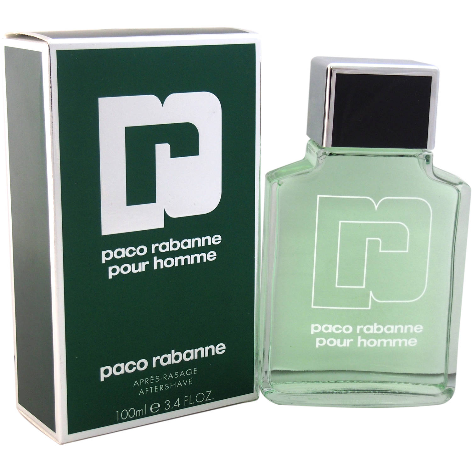 Paco Rabanne for Men Aftershave, 3.4 oz