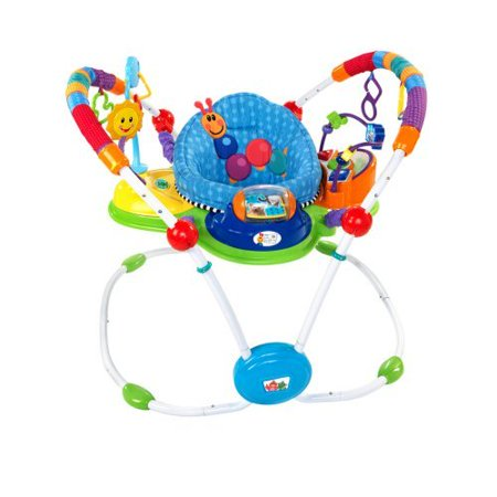 Baby Einstein Musical Motion Activity Jumper Walmart Com
