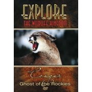 Explore the Wildlife Kingdom: Cougar Ghost of the Rockies by REPNET