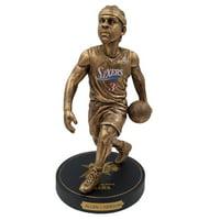 Allen Iverson Philadelphia 76ers Bronze Figurine