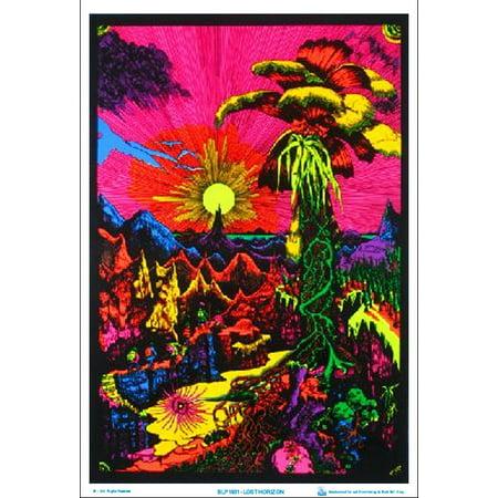 Lost Horizon Black Light Poster 23 x 35 ()