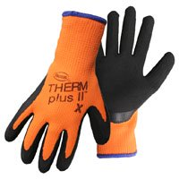 Boss Manufacturing P Therm Plus Ii High vis Latex Coated Palm Glove Bl