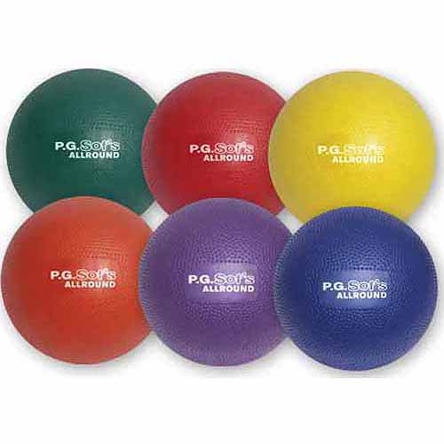 "Color My Class 7"" Playground Ball Set"
