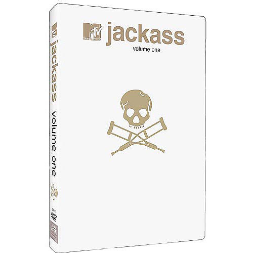 Jackass, Vol. 1 by NATIONAL AMUSEMENT INC.
