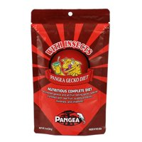 Pangea Fruit Mix Crested Gecko Diet; With Insects, 16 oz