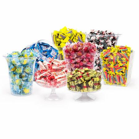 Nostalgic Deluxe Candy Buffet