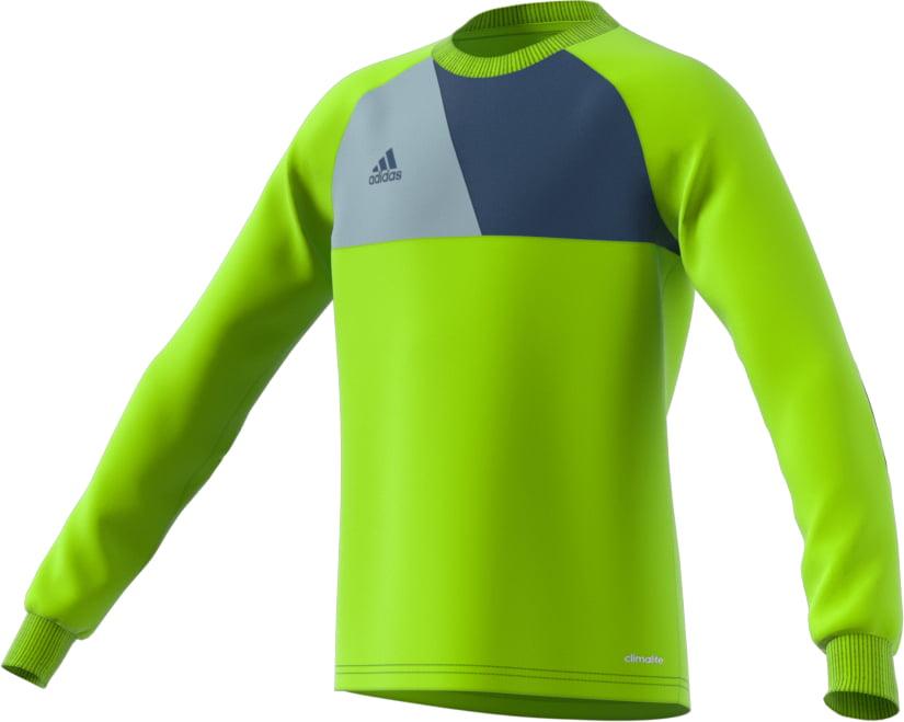 Adidas Unisex Youth Soccer Assita 17 Goalkeeper Jersey Adidas ...