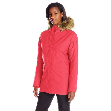 Helly Hansen Women's Eira Parka Jacket Flag Red Medium