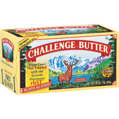 Challenge Salted Butter, 16 oz