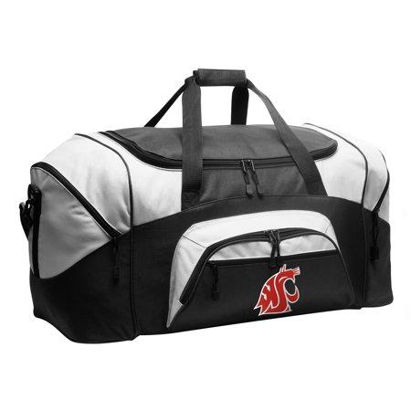 b885bf306193 Broad Bay Washington State Duffel Bag Washington State University Luggage -  Walmart.com
