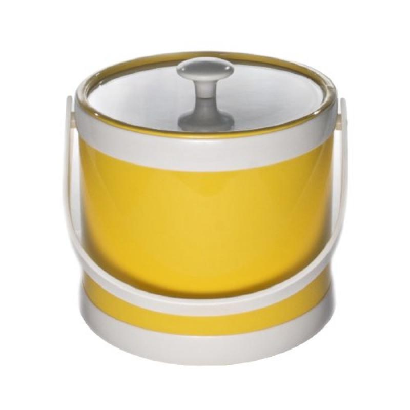 Ice Bucket 402-1 Springtime 3-Quart Ice Bucket, Yellow