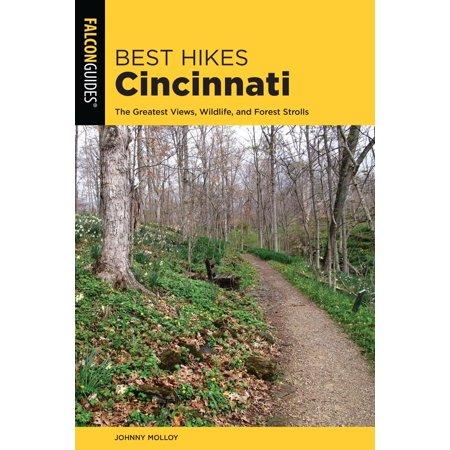 Best Hikes Cincinnati - eBook