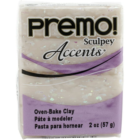 Premo Sculpey Accents Polymer Clay (Glass Polymer Clay)