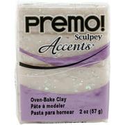 Premo Sculpey Accents Polymer Clay 2oz-Opal