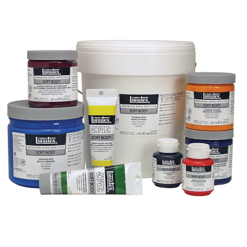 Liquitex Professional Acrylic Paint Jar