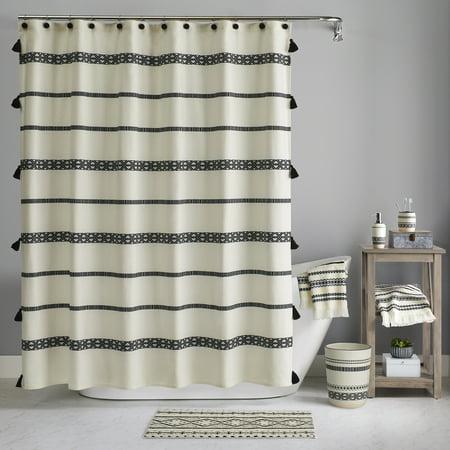 "Better Homes & Gardens 72"" x 72"" Tribal Chic Shower Curtain"