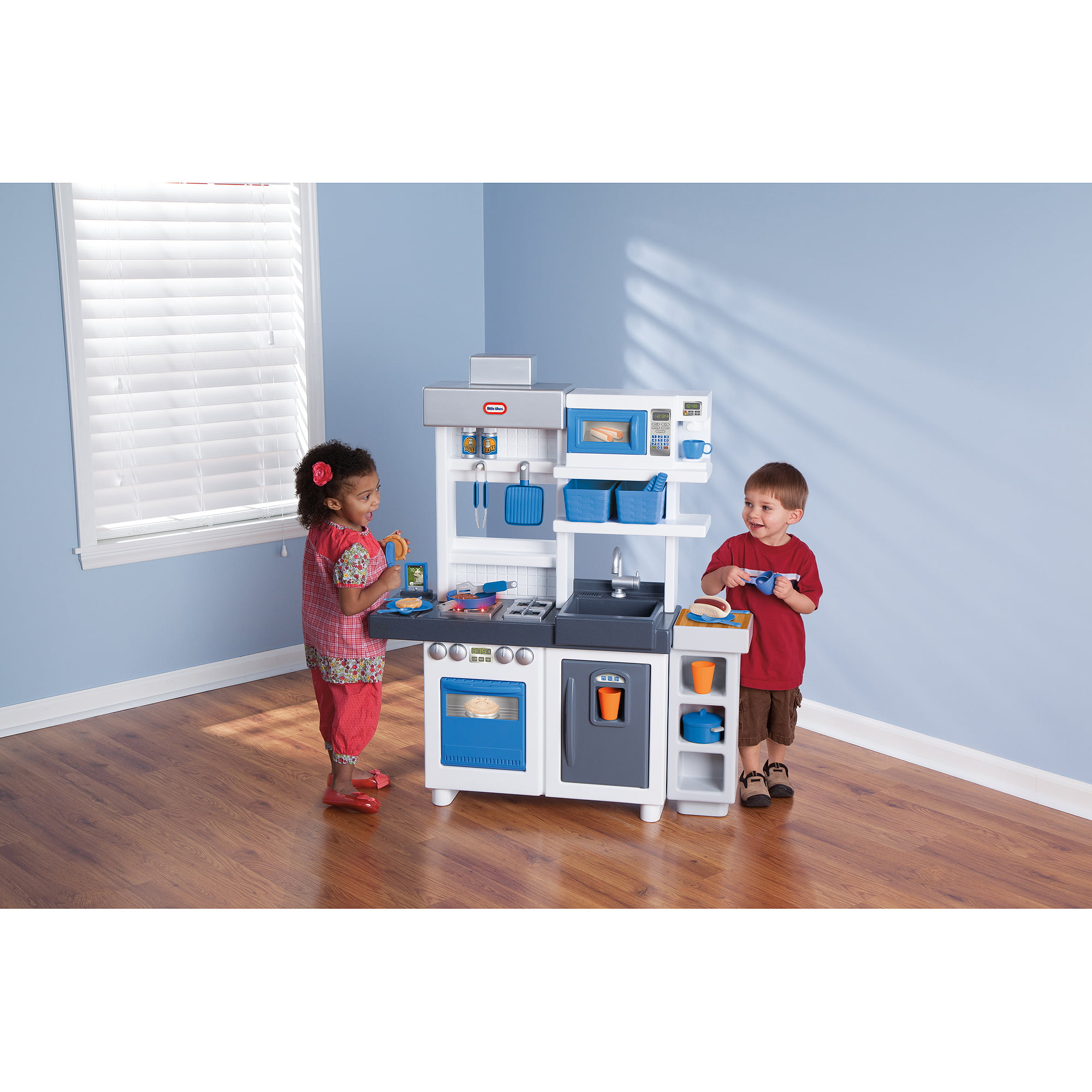gourmet prep and serve kitchenlittle tikes | roselawnlutheran