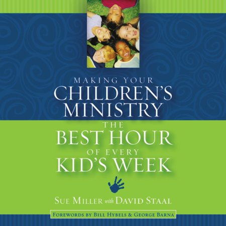 Making Your Children's Ministry the Best Hour of Every Kid's Week - Audiobook Promiseland is Willow Creeks highly successful childrens ministry. Using examples from Promiseland and churches of all sizes around the country, this book provides step by step guidance and creative application exercises to help churches develop a thriving childrens ministryone that strives to be the best hour of every kids week. Included are Scripture-based principles and practical resources for church staff members and volunteers who agree with the critical role childrens ministry plays in a local church.Making Your Childrens Ministry the Best Hour of Every Kids Week, based on twenty-eight years of experience at Willow Creek, explains four ministry foundations: Mission, Vision, Values, and Strategy.Content includes:Detailed answers to questions facing every childrens ministry:What does Jesus expect from childrens ministry?How can we evangelize lost kids and disciple saved kids at the same time, and should we?How do we engage kids so they dont become bored?How do we get better at recruiting and leading volunteers?How can our ministry be a safe place for children?Six specific ministry values that address the needs of todays children Practical first steps for ministries that want to get serious about changeClear indicators of success in childrens ministry