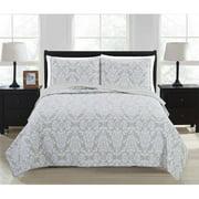 home fashion designs isabel reversible quilt set