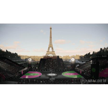 NBA LIVE 19, Electronic Arts, Xbox One, 014633737035