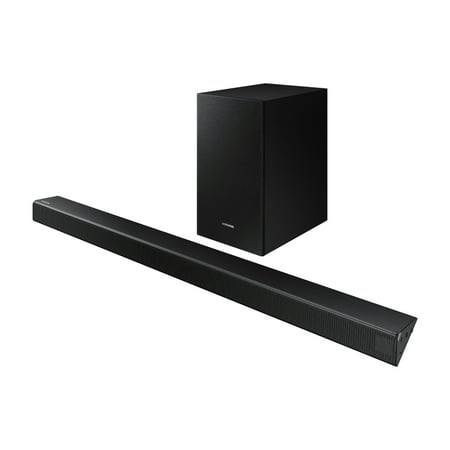 SAMSUNG 2.1 Channel 290W Soundbar System with Wireless Subwoofer -