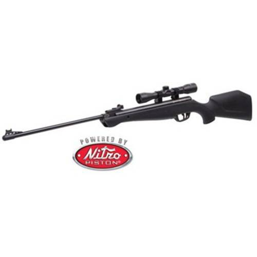 Crosman Shockwave NP .177 Caliber Break Barrel Air Rifle with Scope, 1200fps by Crosman