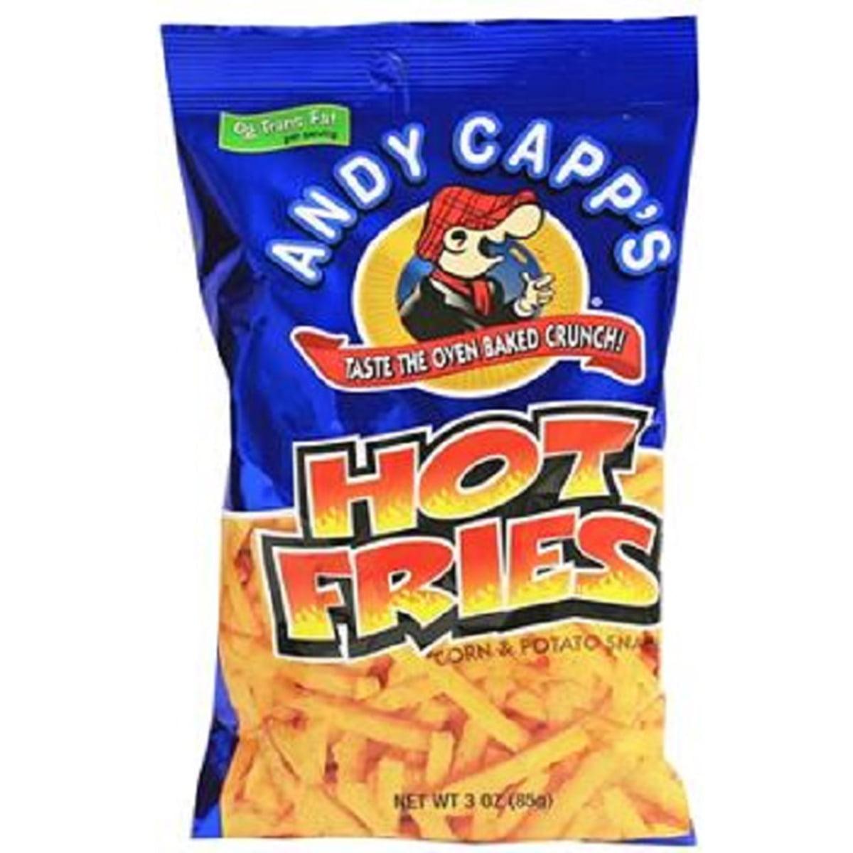 Andy capp hot fries