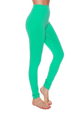 2b94c9ad Product Image Essential Basic Women Full Ankle Length Seamless Leggings  Ankle Length - Jr - Plus Sizes