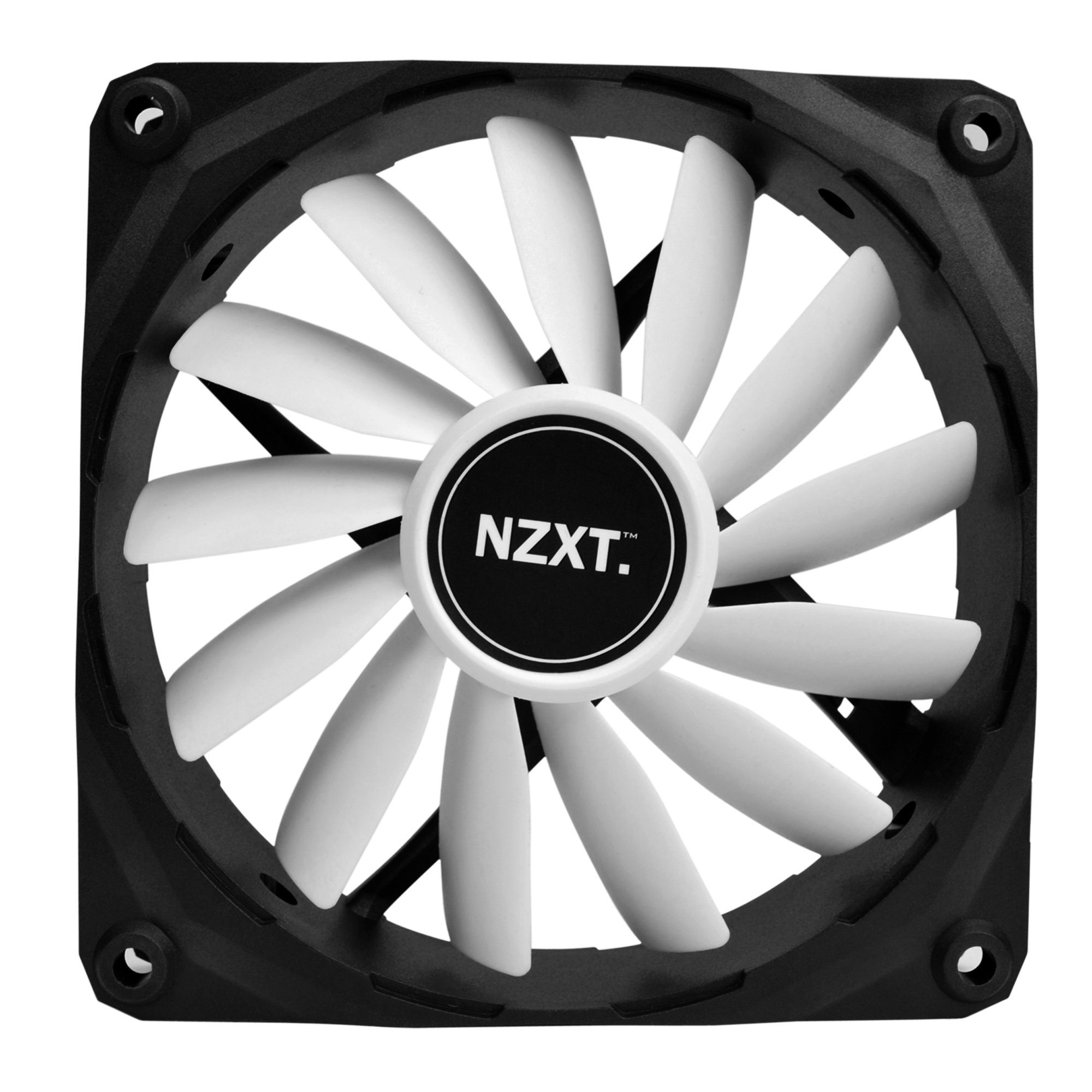 NZXT Airflow Series RF-FZ120-02 120mm Case Fan RF-FZ120-02 ; FAN-NT-FX-120